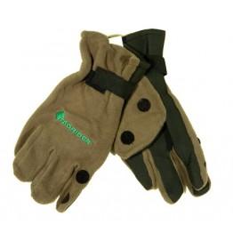Перчатки TAGRIDER  TR 095-6 неопреновые с флисом 3 откидных пальца